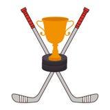 Hockey Sport design Royalty Free Stock Photos