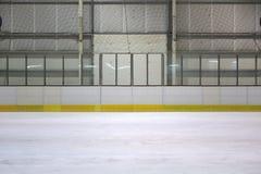 Ice Hockey stadium Royalty Free Stock Photography
