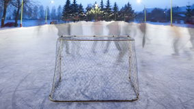 Hockey su ghiaccio archivi video
