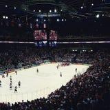 Hockey su ghiaccio immagine stock libera da diritti