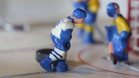 Hockey su ghiaccio di scopo archivi video