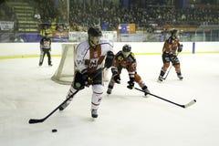 Hockey sur glace image stock