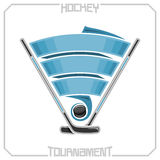 Hockey tournament Stock Photo