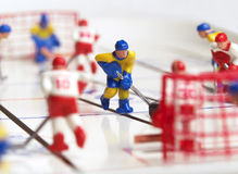 Hockey Toy Stock Images