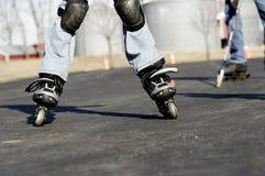 hockeygata arkivfoton