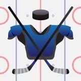 Hockeylek Arkivbilder