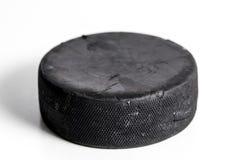 Hockeypuck fotografering för bildbyråer