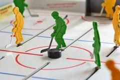 Hockeyskydd arkivbilder
