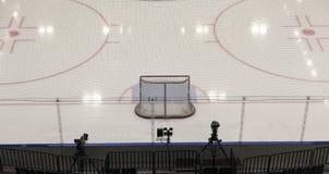 Hockeyziele stockbild