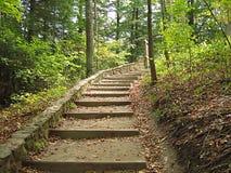 Hocking Hügel Ohio Lizenzfreies Stockfoto