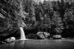 Hocking HIlls Waterfall Royalty Free Stock Image