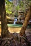 Hocking HIlls Waterfall Stock Photos