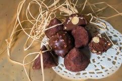 Hocolate καραμέλα Ð ¡ Στοκ φωτογραφία με δικαίωμα ελεύθερης χρήσης