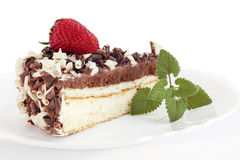 Hocolate cake Royalty Free Stock Images