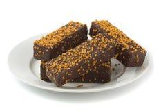 Сhocolate cakes Stock Image