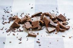 Hocolate del ¡ di Ð Fotografia Stock