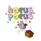 Hocus pocus. Stock Photos