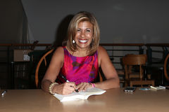 Hoda Kotb Royalty Free Stock Image