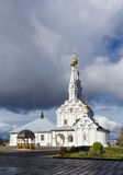 Hodegetria church, Vyazma Stock Photography