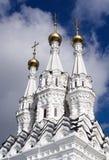 Hodegetria church, Vyazma Stock Image