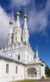 Hodegetria church, Vyazma Stock Photo