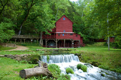 Hodgson Mill. In Ozark County Missouri stock photos