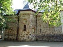 Hodos博德罗格河修道院 库存照片