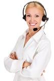 Hoe kan ik u helpen? Royalty-vrije Stock Fotografie