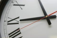 Hoe laat is het? stock fotografie