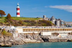 The Hoe Plymouth Devon Stock Photography