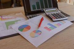 Hoe te om businessplan te schrijven Succesvolle bedrijfsfactoren Stock Afbeelding