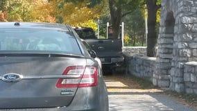Hoe te om park te vergelijken Stock Fotografie