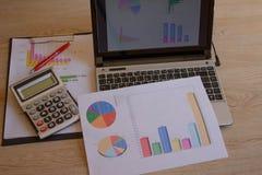 Hoe te om zaken te beginnen Naar huis gebaseerde bedrijfskansen Stock Fotografie