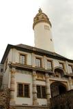 Hoechst castle in Frankfurt Stock Photo
