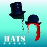hoeden Stock Afbeeldingen