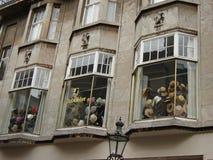 Hoedenopslag in Bonn stock afbeelding