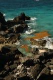 Hoefijzer Baai de Bermudas Royalty-vrije Stock Foto
