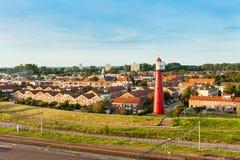 Hoek camionete Holanda Fotos de Stock Royalty Free