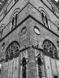 Hoek in Florence Streets Royalty-vrije Stock Fotografie