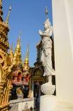 Hoek, sukhothai Thailand Stock Afbeelding