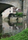Hoek-sur-Anglin Royalty-vrije Stock Foto