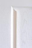 Hoek van de deur Stock Foto's