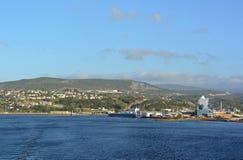 Hoekbeek, Newfoundland Royalty-vrije Stock Foto