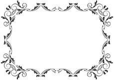 Hoeken en grenzen Royalty-vrije Stock Afbeeldingen