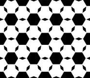 Hoekige geometrische tegels Abstracte eindeloze textuur Stock Foto's
