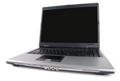Hoekige Laptop Royalty-vrije Stock Afbeelding