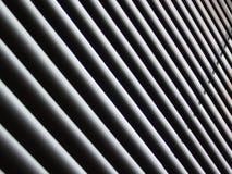 Hoekige Zonneblinden Stock Foto's