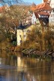 Hoelderlinturm in Tübingen, Germany Royalty Free Stock Image