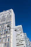 The Hoetorget buildings Stockholm Royalty Free Stock Images