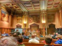 hof Stock Afbeelding
